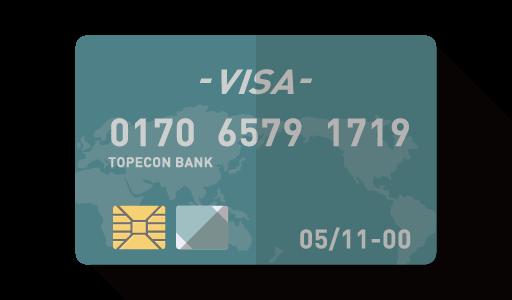 当店ではクレジットカード・電子マネー使えます!