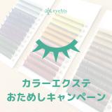 【期間限定】カラーエクステおためしキャンペーン